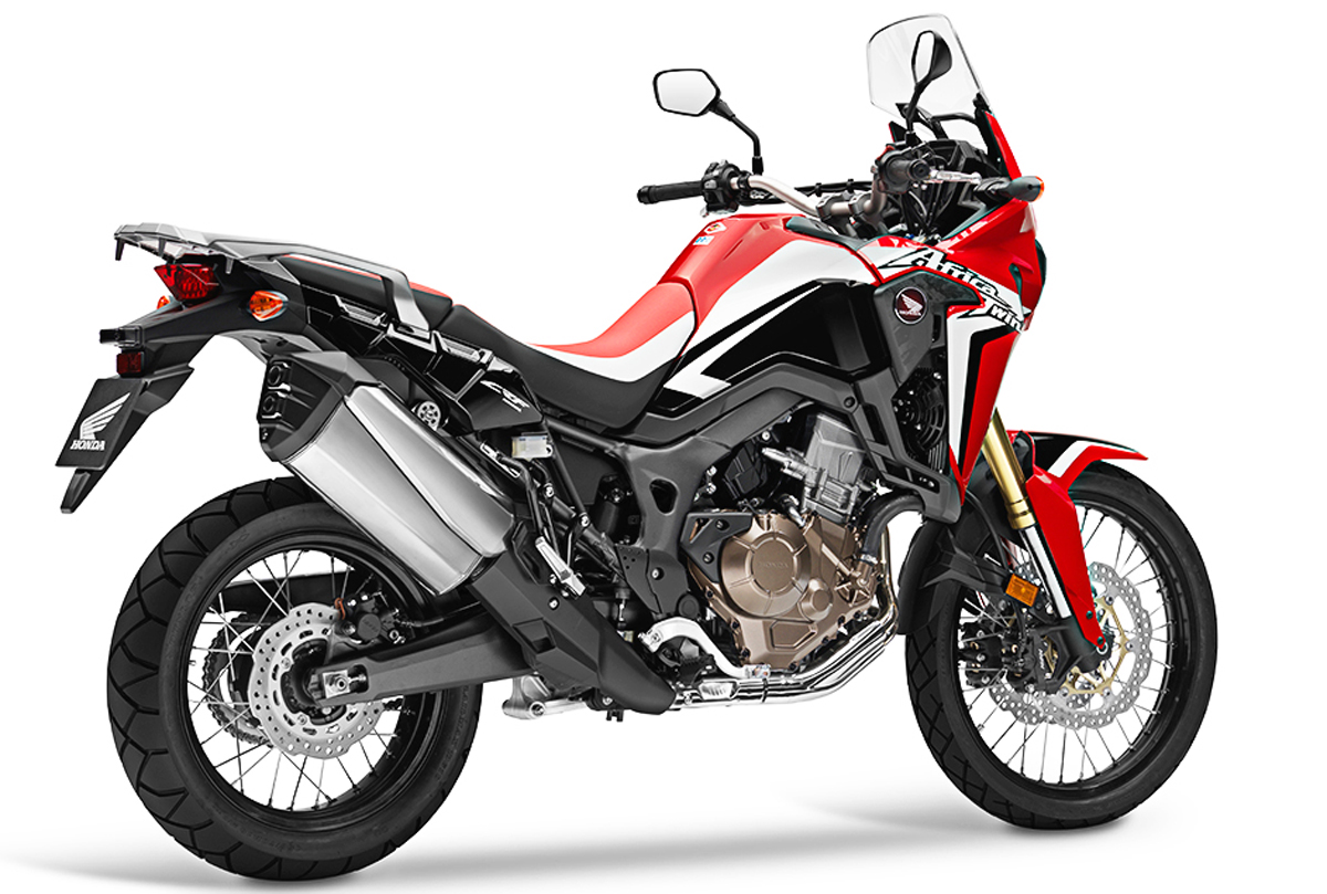 HONDA CRF1000L AfricaTwin 2016 ABS DCT Rally motorcycle dual sport enduro